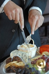 Crystal Cheese Sommelier
