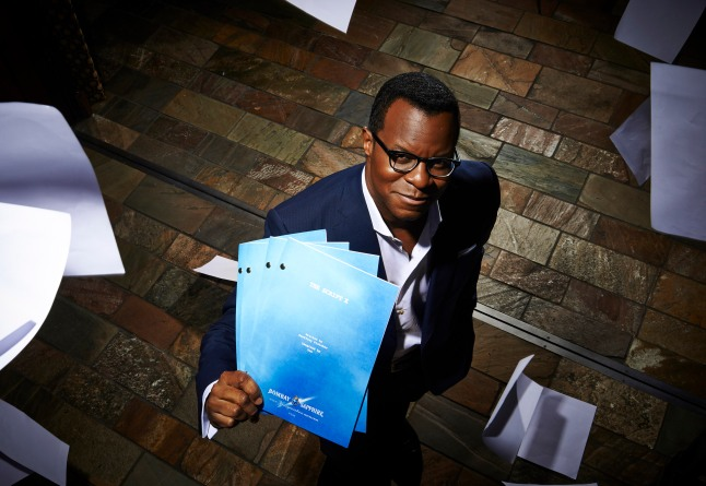 Geoffrey Fletcher - Bombay Sapphire Imagination Series Judging