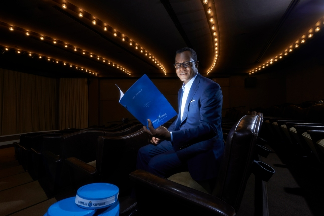Bombay Sapphire Imagination Series: Film competition judge, Geoffrey Fletcher