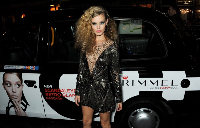 LONDON, ENGLAND - OCTOBER 10: Georgia May Jagger attends the Rimmel London 180 Years of Cool party at the London Film Museum on October 10, 2013 in London, England. (Photo by David M. Benett/Getty Images for Rimmel London)