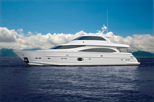 Horizon- Horizon E88 (88-feet) Skylounge Motoryacht