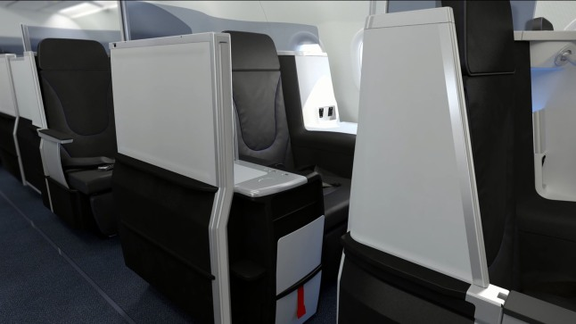 JetBlue Mint - Private Suite.(PRNewsFoto/JetBlue Airways)