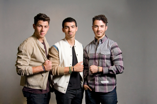 Jonas Brothers for Me to We, in support of Free the Children