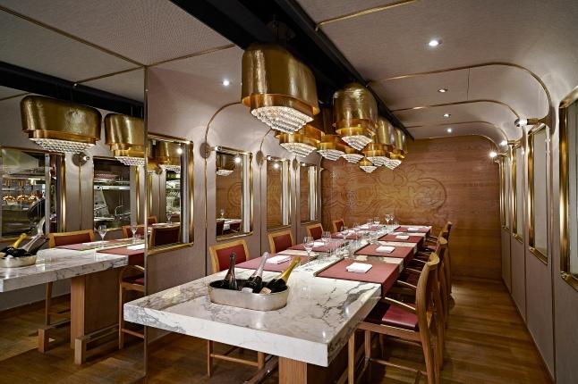 The Mandarin Oriental, Hong Kong, Krug Room