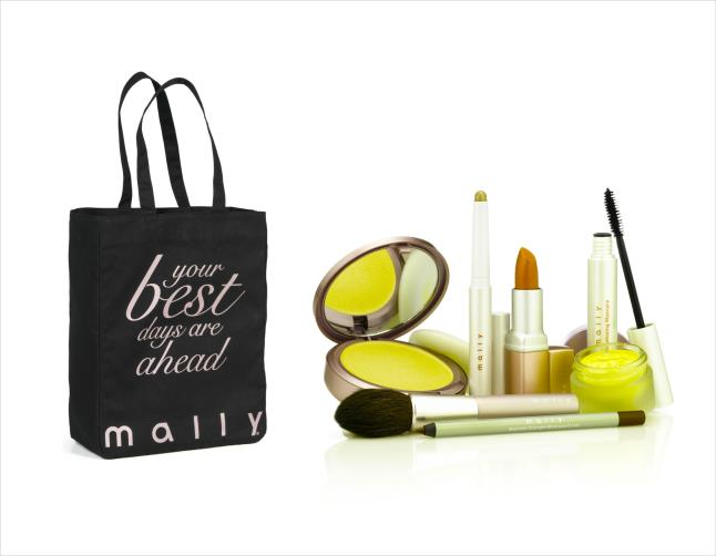 Mally Beauty Best Days Kit Tote