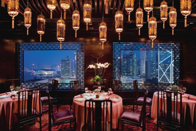The Mandarin Oriental, Hong Kong - Man Wah
