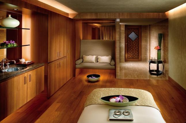 Mandarin Oriental, Hing Kong Spa