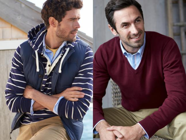 Lands' End Fall/Winter 2013 Men's Collection