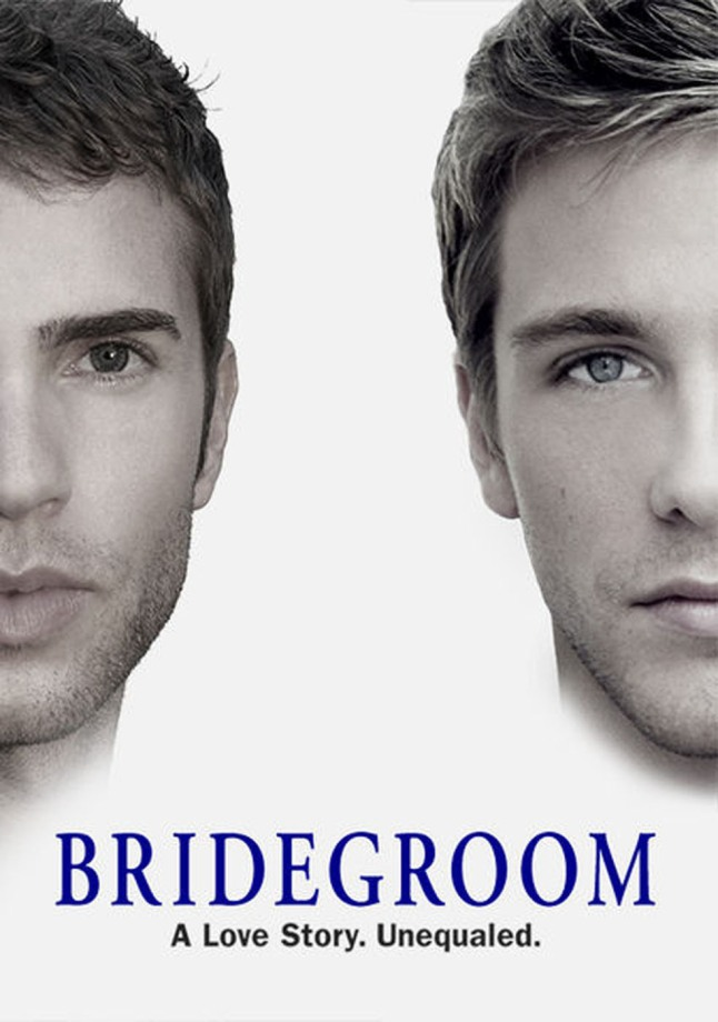 Stirring Documentary BRIDEGROOM To Be Available For All Netflix Members In Late October.  (PRNewsFoto/Netflix)