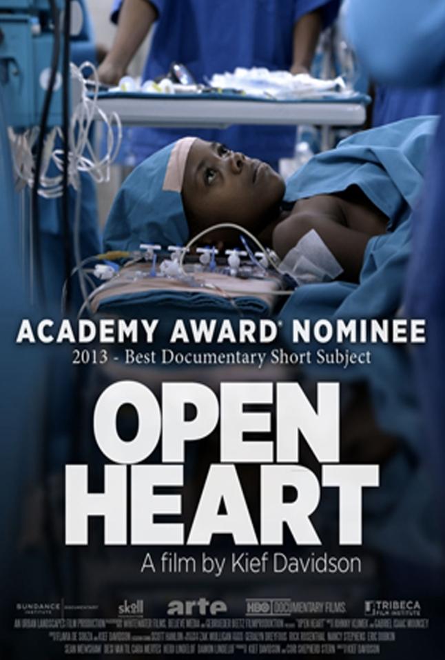 Open-Heart poster