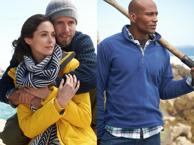 Lands' End Fall/Winter 2013 Outerwear And Men's Collections