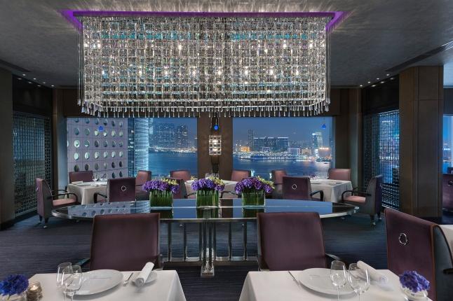 The Mandarin Oriental, Hong Kong - Pierre Restaurant