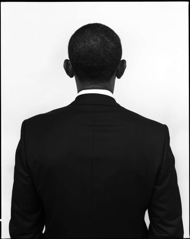 President Barack Obama, photo taken by mark Seliger