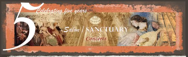 Salon-Sanctuary Concerts