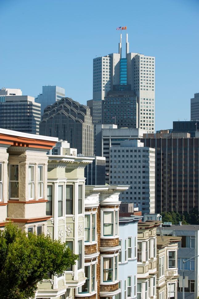 The mandarin oriental, San Francisco