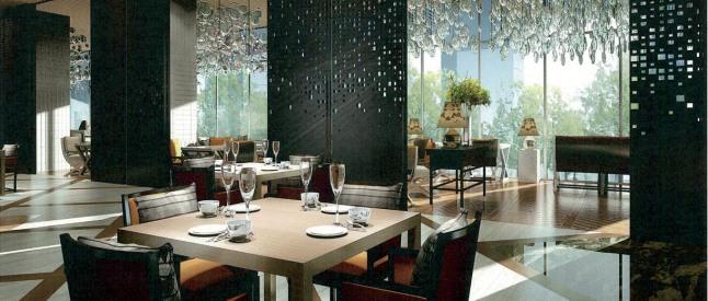 The Ritz-Carlton, Tianjin - Zest