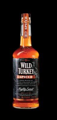 WILD TURKEY SPICED BOURBON