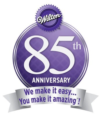 Wilton Enterprises celebrates 85 years of making it easy to make sweet treats!  (PRNewsFoto/Wilton Enterprises)