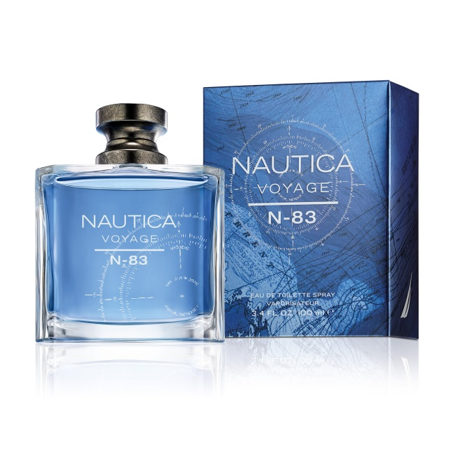 The New Nautica Voyage N-83