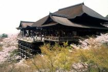 Asia; Japan; Kyoto; Kiyomizu-dera Temple