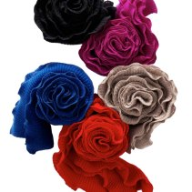 Holiday Look Book Laydown 436262 W Cashmere Ruffle Scarf