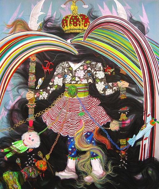 HYON GYON PARK, Ningensama, 2009, Courtesy of the Shin Gallery