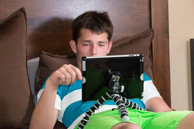 iPad Lounger