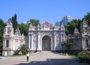 Turkey; Istanbul; Dolmabahçe Palace