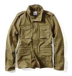 jcp Men's Green Military Jacket