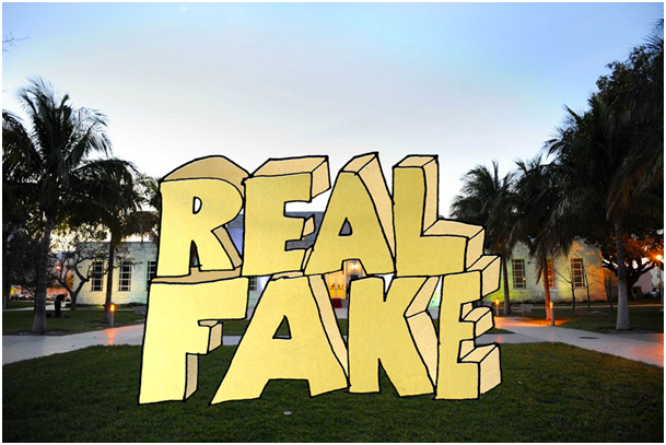 Kavi Gupta Gallery, Scott Reeder, Real Fake (2013) (Artist Impression), Courtesy the artist and the gallery