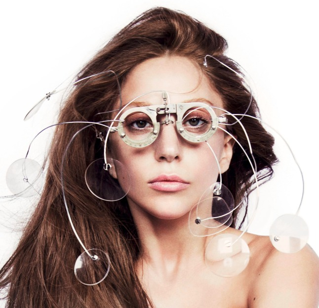 Lady Gaga Concerts to Close New York's Famed Roseland Ballroom March 28, 30, 31 & April 2, 2014.  (PRNewsFoto/Live Nation Entertainment)