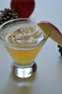 EPIC VODKA APPLE PIE: Make your holidays merry with an Apple Pie Martini from EPIC Vodka. (PRNewsFoto/EPIC Vodka)