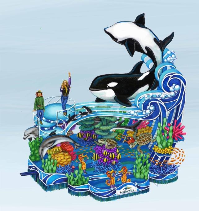SeaWorld-Thanksgiving-Float