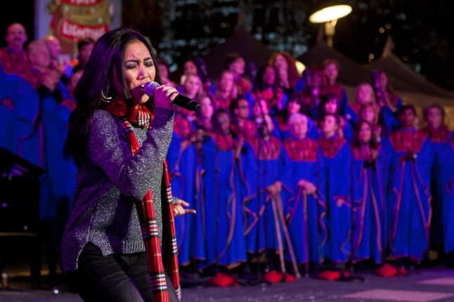 Shelby Miguel, Make-A-Wish Ambassador and singer, will perform at Macy's 24th Annual Great Tree Lighting Ceremony.