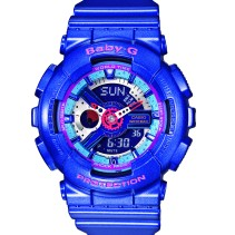 The BA112-2A model in jewel toned cobalt blue