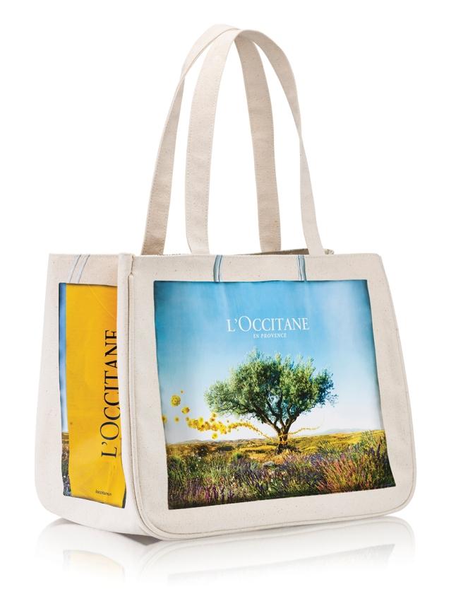 L'OCCITANE Thursday Friday Tote Bag