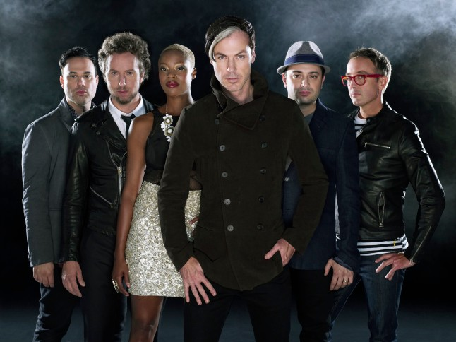 Fitz and The Tantrums (Courtesy of The Academy)