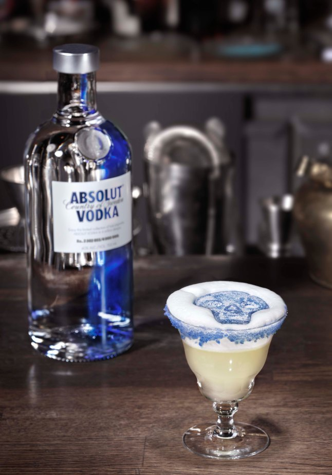 Absolut Blue Velvet