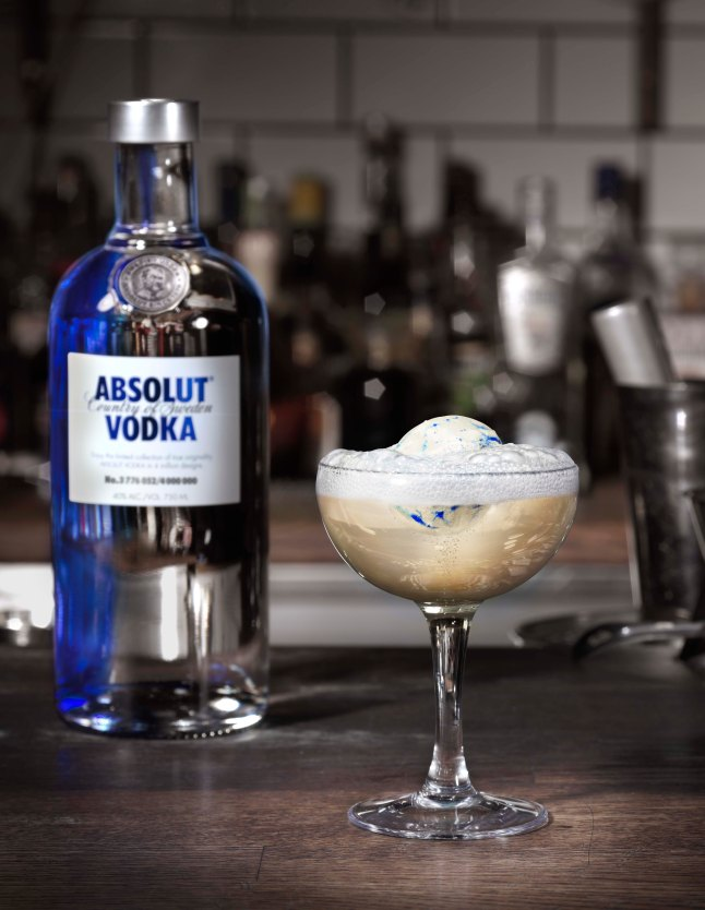 Absolut COBALT CLOUD