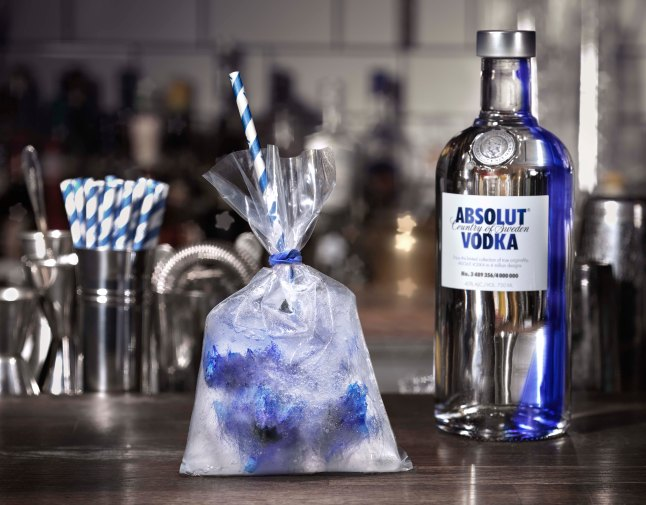 Absolut Punch Bag