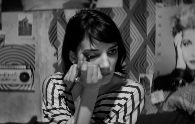 A Girl Walks Home Alone at Night, Sundance Film Festival 2014 (Photo Credit: Lyle Vincent)