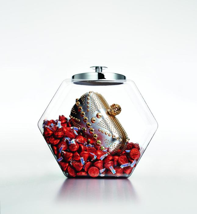The Ken Downing Gift Collection - Alexander McQueen Clutch