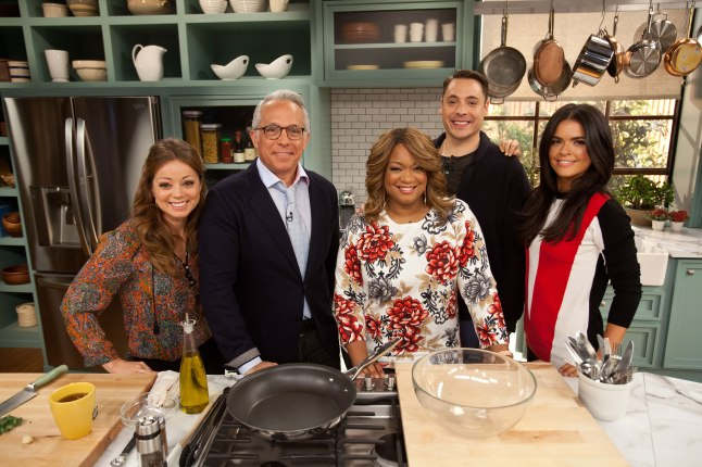 Co-Hosts of Food Network's The Kitchen