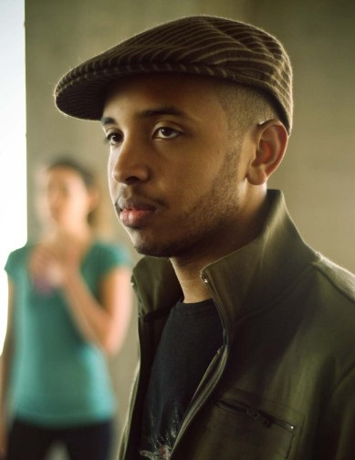 Justin Simien, Director, Dear White People, Sundance Film Festival 2014