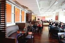 Cafe on the 1st Restaurant