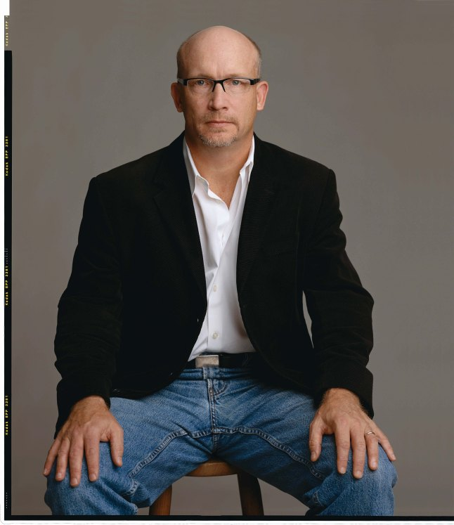 Director Alex Gibney (Photo Credit:  Timothy Greenfield Saunders)