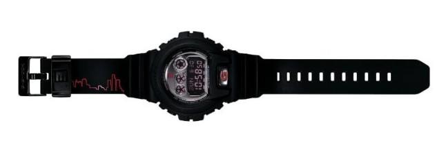 G-SHOCK x Eminem Limited Edition 30th Anniversary Timepiece (GDX6900MNM-1).  (PRNewsFoto/Casio America, Inc.)