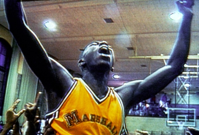 Arthur Agee in Hoop Dreams (Photo Credit:  Kartemquin Films & Sundance Film Fesival 2014)