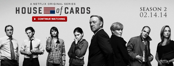Emmy award winning netflix original series house of for Academy award winners on netflix