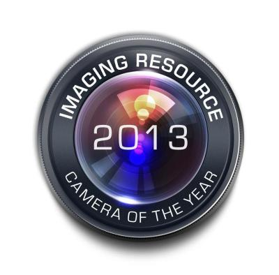 Imaging Resource 2013 Camera of the Year awards.  (PRNewsFoto/Imaging Resource)